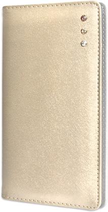 Xperia™ Z4ブックタイプケース / Shiny Gradation