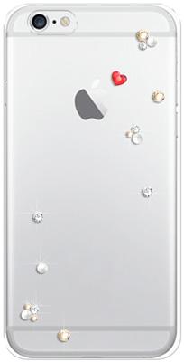 iPhone 6s用ハードカバー / Silky Heart