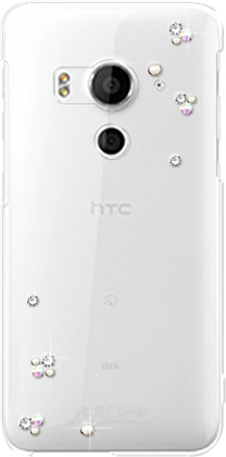 HTC J butterfly HTV31ハードカバー / Dazzling Shade
